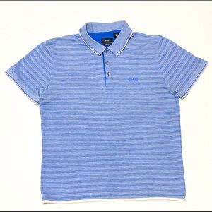 Hugo Boss Regular Fit Long Staple Cotton Polo